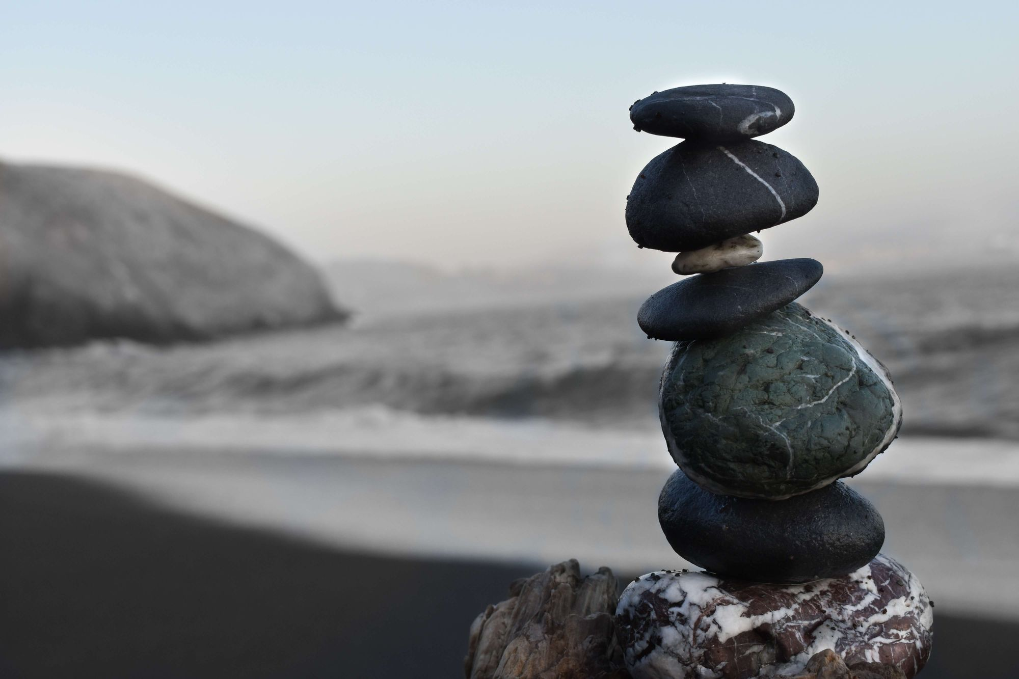 2018 - In Search for balance
